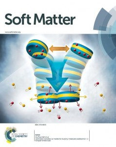 Soft Matter Cover Photo. Volume 10; Number 28; July 2014